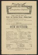 """Dichter- u. Tondichter-Matinée: """"Wilhelm Busch"""""""