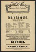 Mein Leopold