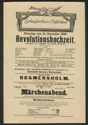 Revolutionshochzeit