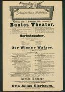 Buntes Theater