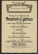 Anatol-Cyklus