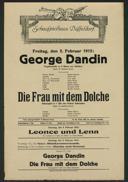 George Dandin