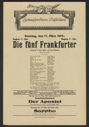 Die fünf Frankfurter