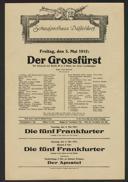 Der Grossfürst