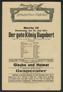 Der gute König Dagobert