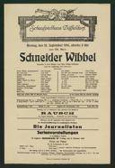 Schneider Wibbel