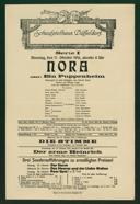 Nora oder: Ein Puppenheim
