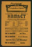 Hamlet, Prinz von Dänemark