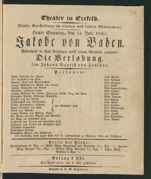 Jakobe von Baden