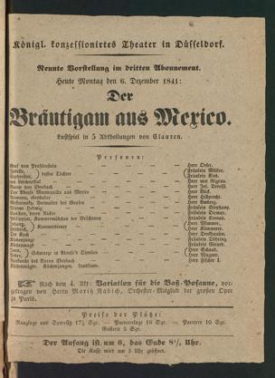 Der Bräutigam aus Mexico