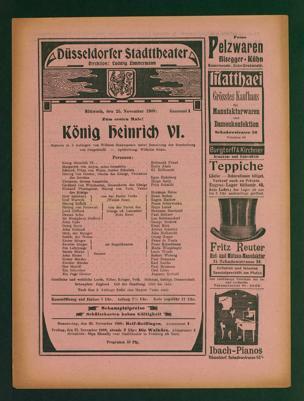 König Heinrich VI.